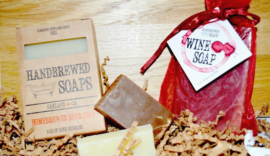 Handbrewed Soaps | Bathing in beer and wine