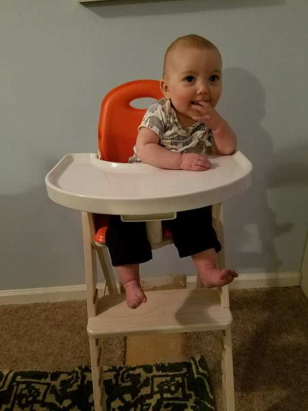 Fantastic The Perfect High Chair Things That Make People Go Aww Gmtry Best Dining Table And Chair Ideas Images Gmtryco