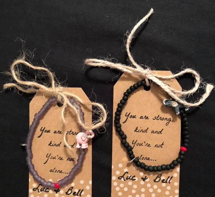 Wear a Luc and Bell Bracelet