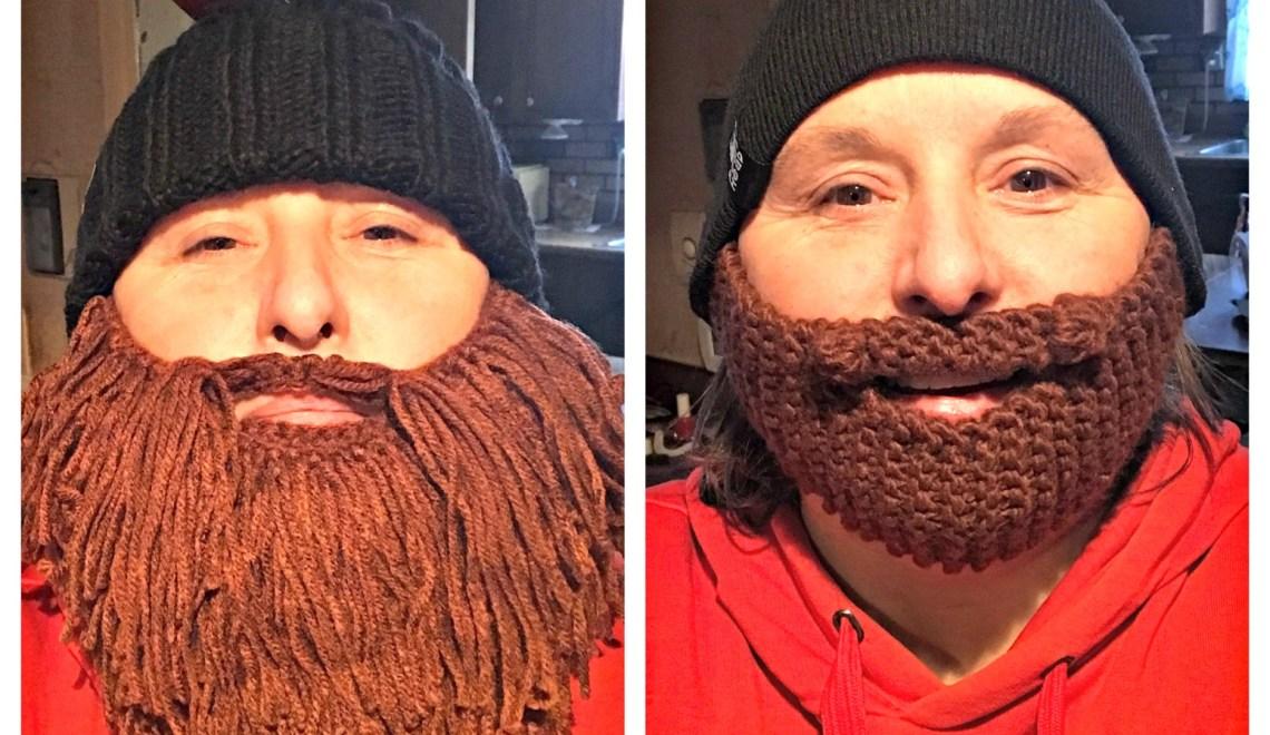 Hilarious, Warm Beard Hats