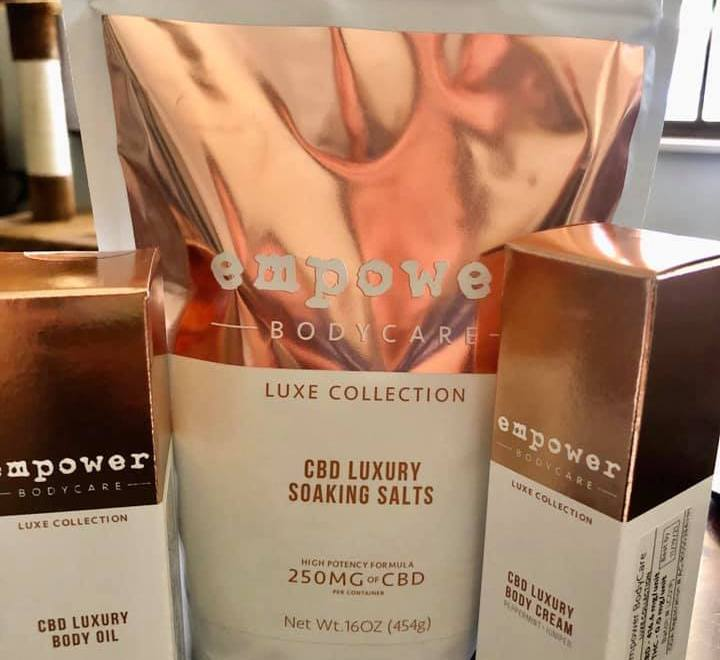 Empower Bodycare Luxury Collection