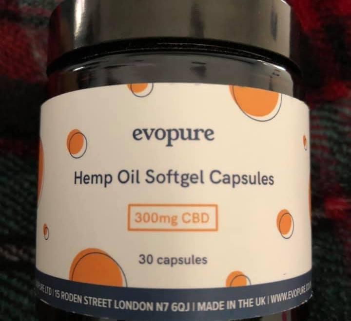 Pure and Safe CBD Capsules