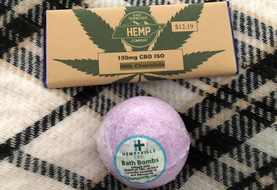 Hempville is a company that specializes in CBD products