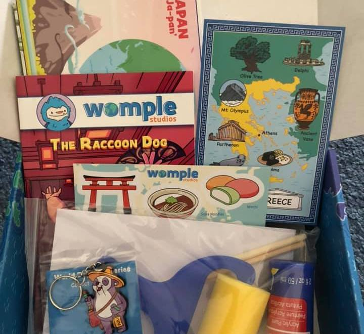 A Fun Worldly Experience Subscription for Your Children
