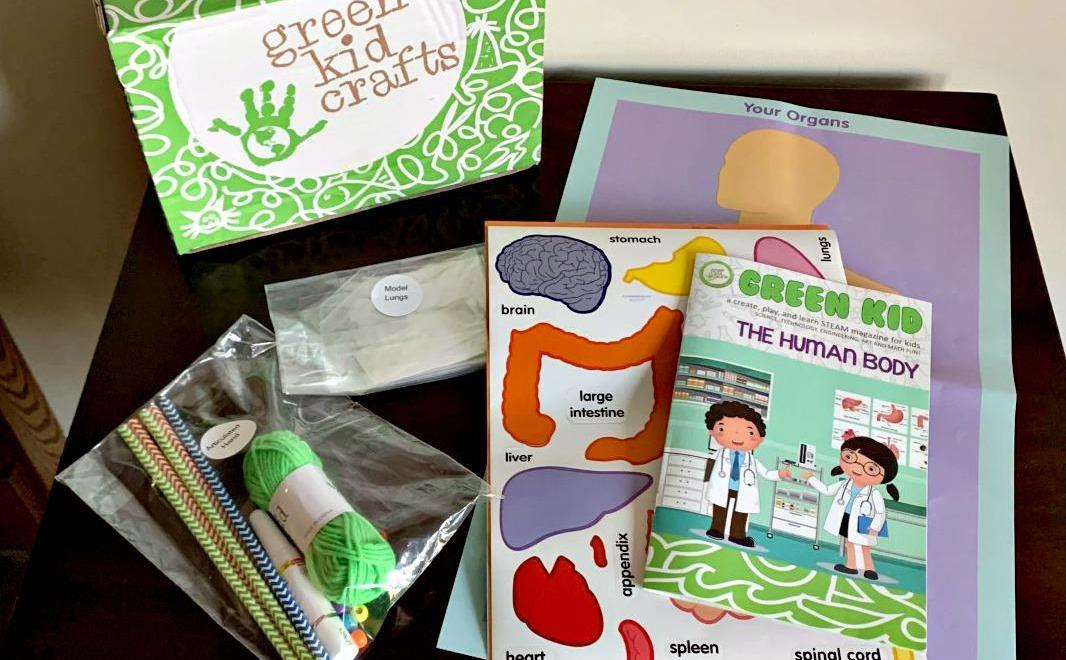 Science & Crafting—All In One Box For Loads of Fun!