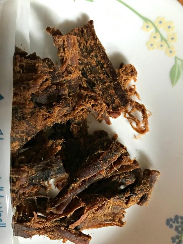 Mushroom Jerky-Not Just For Vegans