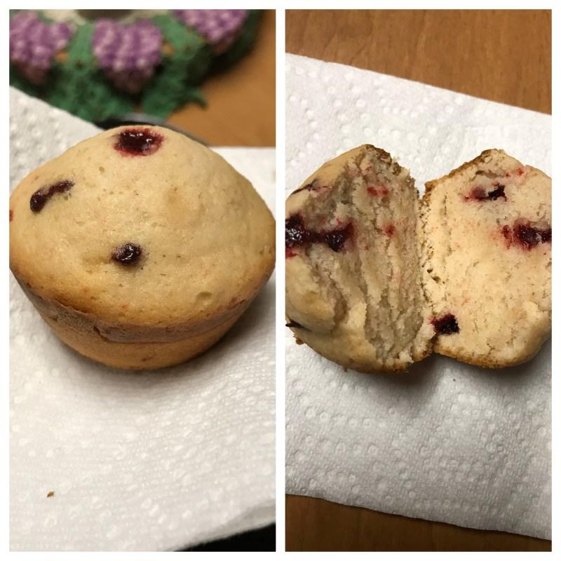 Lehi Mills Raspberry Muffin Plant-based
