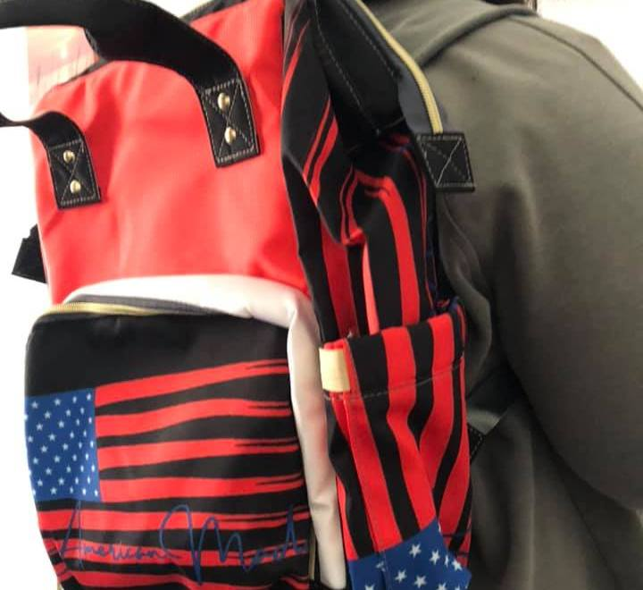 Fun and Hip Unisex Backpack