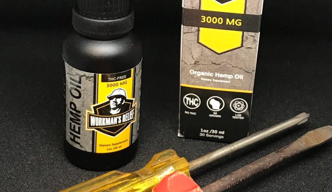 A Strong, Quality Hemp Oil