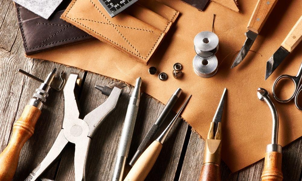 Creative DIY Ideas for Leather