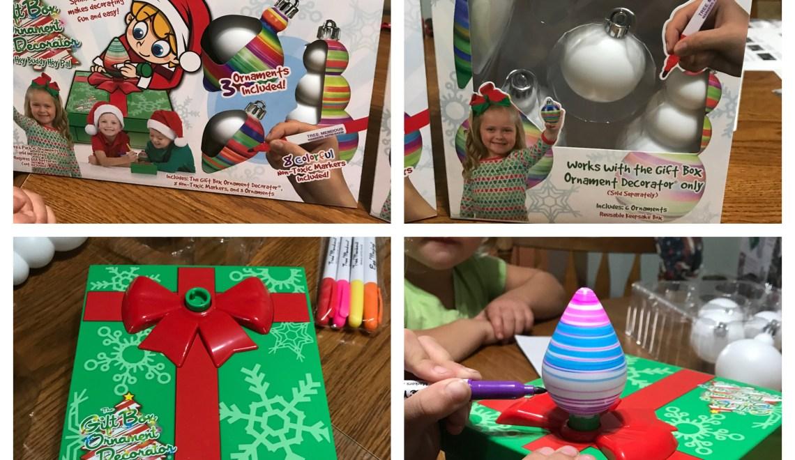 Christmas Ornaments Kids Can Make!