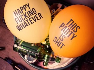 Offensive Balloons