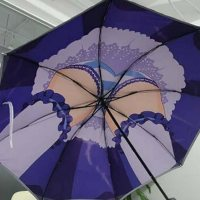 Upskirt Umbrella