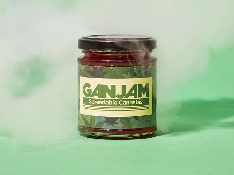 Spreadable Cannabis