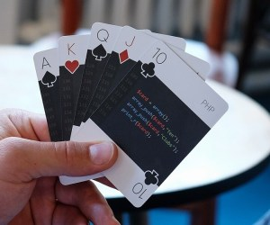 Cards for coders