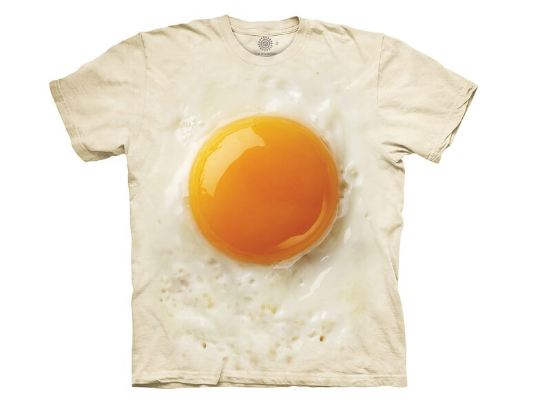 The Fried Egg T-Shirt
