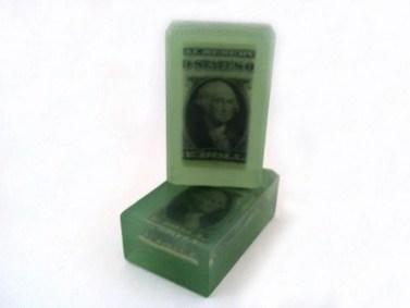 Dollar Bill Soap
