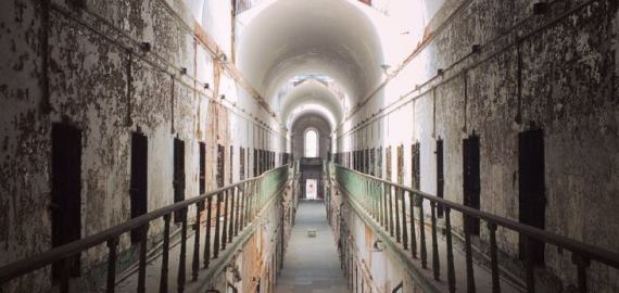 Pennsylvania Eastern State Penitentiary