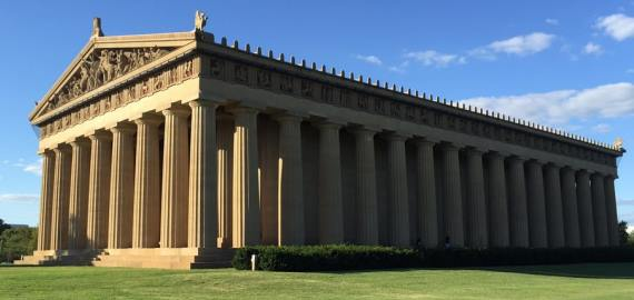 Tennessee Parthenon