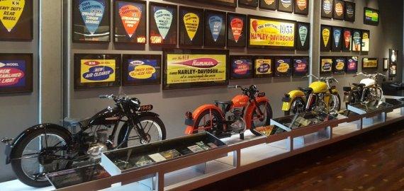 Wisconsin Harley-Davidson Museum