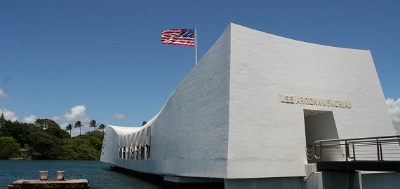 USS Arizona Memorial Hawaii