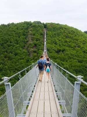 Geierlay Brücke