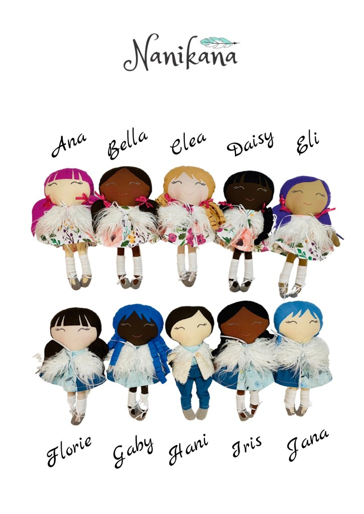Nanikana Dolls