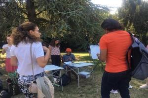 Free French courses Geneva