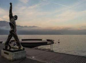 A DAY IN MONTREUX