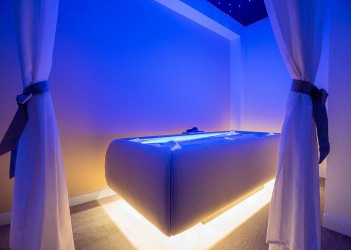 luxury spa Alma Clinique Geneva