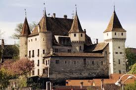 castles near geneva