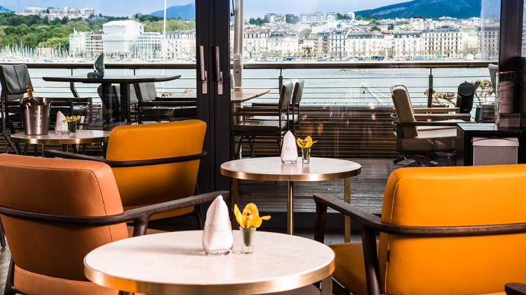 best summer bars in Geneva 2019