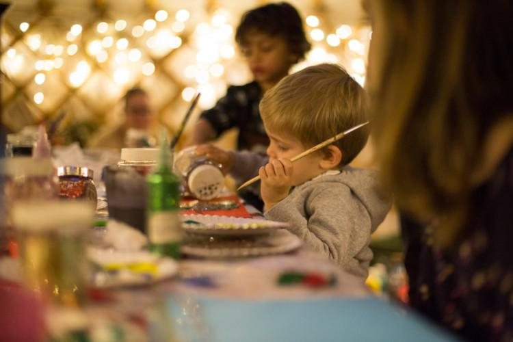 Christmas market Noel aux Bastions Geneva