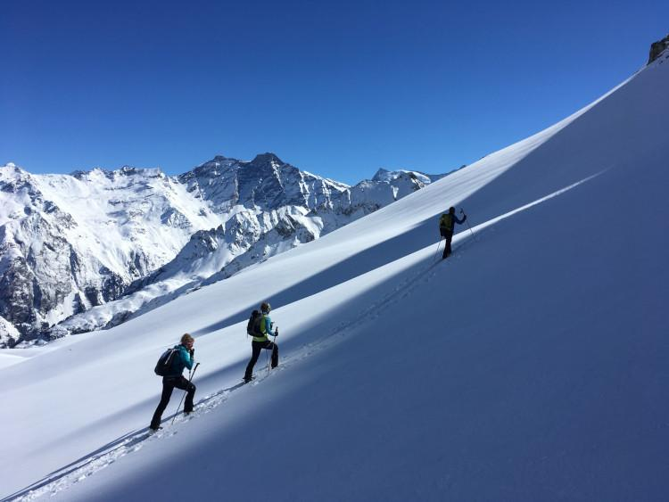 high altitude fitness training verbier