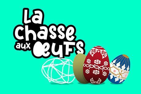 Virtual Easter Egg hunts Geneva