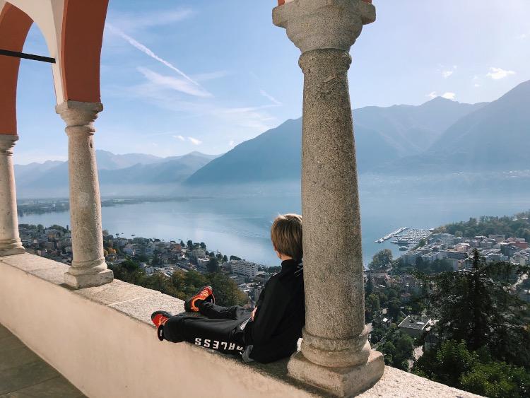 summer holidays in Switzerland