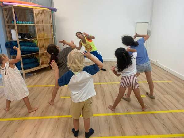 Indoor kids activities - Geneva
