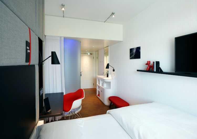 Hotel in Central Geneva