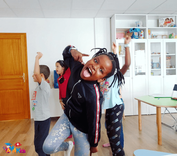 kids October camps and activities Geneva