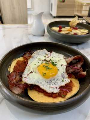 American pancakes - Geneva