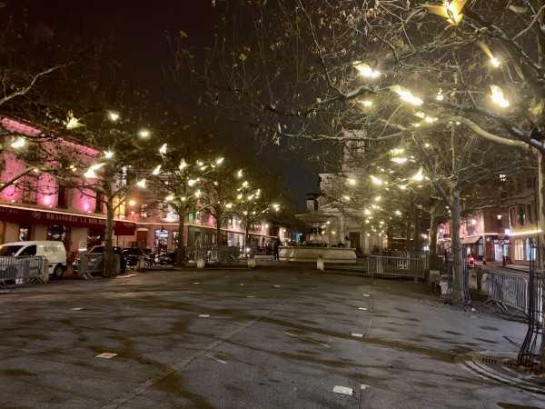 Carouge Christmas Lights 2020
