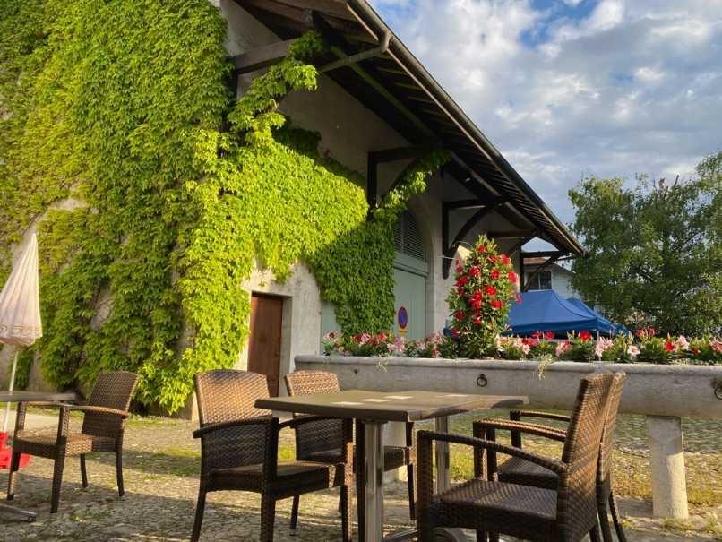 Genthod restaurant