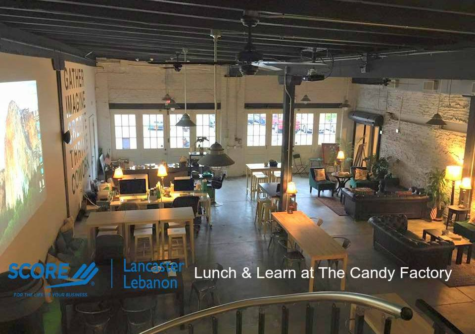 Free SCORE Lunch + Learn: Tax Tips for Small Business