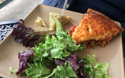 A Taste of Spring at Tomato Pie Café