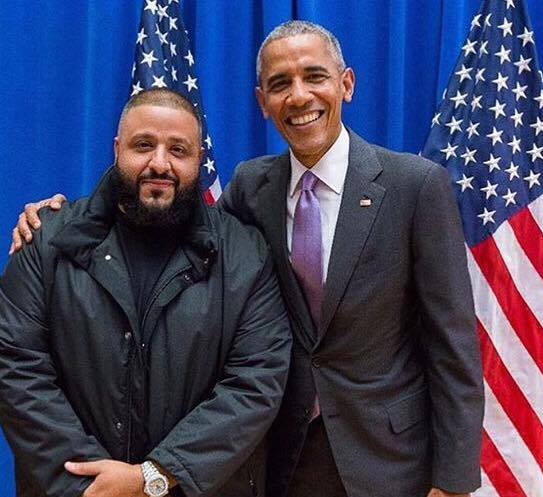 Image result for dj khaled white house