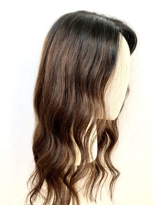 Rooted Brunette - Long Length