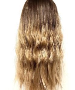 Synthetic Wig: Bronde
