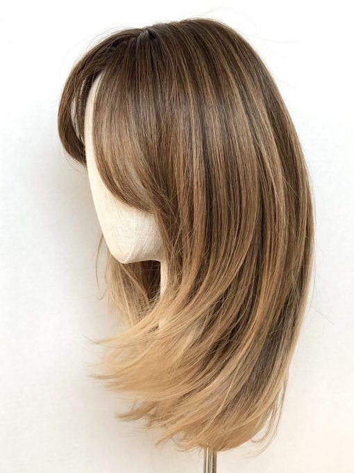 Synthetic Wig: Caramel Ombre