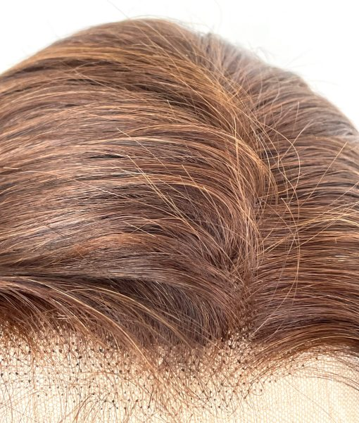 THT Topper: Lace Front Auburn - Long Length