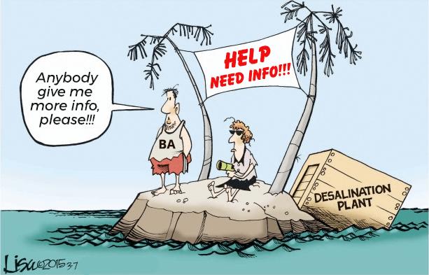 BA cần chủ động cập nhật thông tin để không bị lạc ra ngoài đảo hoang ở các cuộc họp